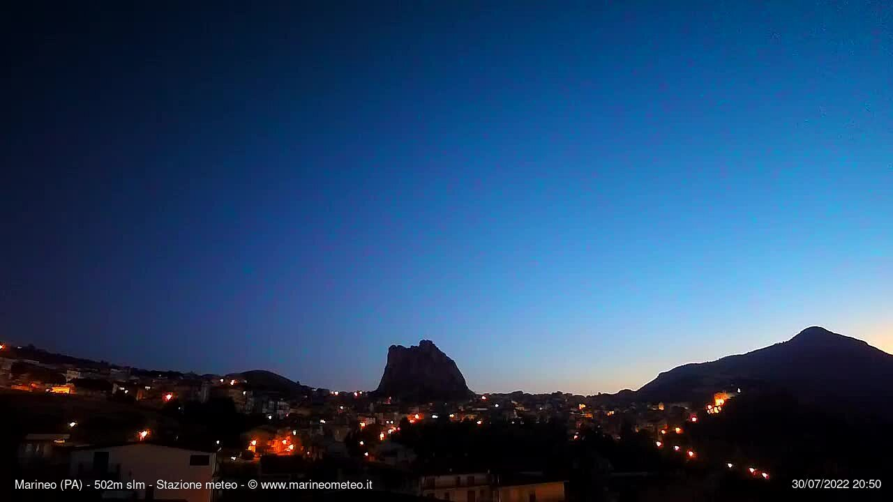 Webcam Marineo Meteo